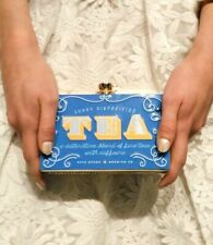 🌞KATE SPADE NY DOWN THE RABBIT HOLE TEACUP ENGLISH TEA CLUTCH BAG PURSE🌺NWT