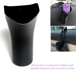 Car multi-function umbrella bucket folding umbrella hanging safe small cylinder