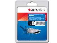 Agfa Foto NO ORIGINAL HP nr. 339 NEGRO PARA DESKJET 5740 5940 6520 6540