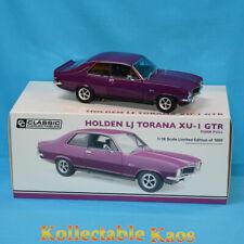 1/18 Classic Holden LJ TORANA GTR Xu1 Purr Pull 18726