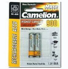 CAMELION NHAAA900BP2 2-AAA NiMH 900mah