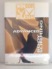 WINSOR PILATES ~ ADVANCED BODY SLIMMING ~ AS NEW DVD