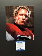 Jeremy Roenick autographed signed 8x10 photo Beckett BAS COA USA Hockey NHL Rare
