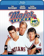 MAJOR LEAGUE wild thing edition   -  Blu Ray - Sealed Region free for UK