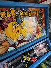 mr mrs pacman pinball machine 1982 original