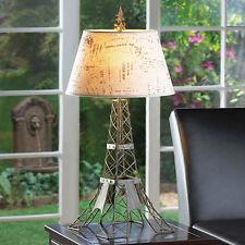 Eiffel Tower Parisian Table Lamp