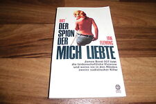 Ian Fleming -- James Bond 007 / d. SPION der MICH LIEBTE // phoenix shocker 1966