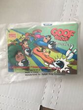 1992 Burger King Kids Meal Toy -Goof Troop -  Bowlers - PJ - NIP