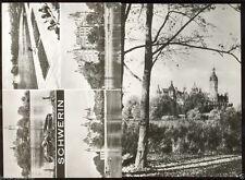 Ansichtskarten aus Mecklenburg-Vorpommern mit dem Thema Burg & Schloss