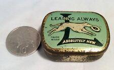 Retro Vintage Perophone British Gramophone Steel Needle Tin Dog Advertising 40's