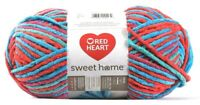1 Red Heart Sweet Home Calypso Lot 562 Supper Bulky 6 193 Yards 10.5 oz