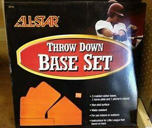 All-Star Field Equipment GF10 Throw Down Plate Set