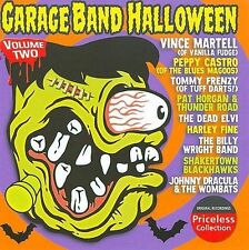 Garage Band Halloween, Volume 2 NEW CD,Mails 1st class w/tracking,FREE