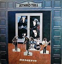 JETHRO TULL  BENEFIT   LP PROG. ITALY CHRYSALIS
