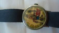 Vintage Spiro Agnew Wind Up Wrist Watch-Swiss Made