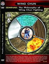 Dvd:Seminar:Philosophy Of Wing Chun Fighting By Sifu Gary Lam