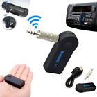 3.5mm Wireless USB Mini Bluetooth Aux Stereo Audio Music Car Adapter Receiver.