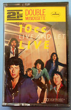 10cc-Live and let Live Cassette Made in Australia