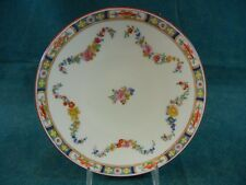 """Minton Rose A4807 Round Smooth Edge Coupe Shape 6 1/8"""" Bread and Butter Plate(s)"""