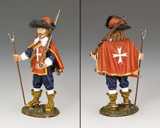 King and Country CARDINALE's Guard con spalle Cadenti MOSCHETTO i 3 MOSCHETTIERI PnM060