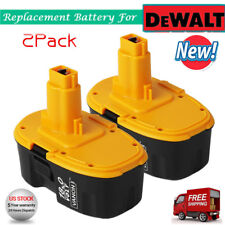 2PCS 18 VOLT XRP NiCd Extended Battery For DeWALT DC9096-2 DW9095 DE9095 Tools