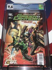green lantern 25 cgc