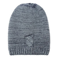 accdc92133014f Winter Outdoor Mens Thick Hat Warm Fleece Liner Beanie Hat Knitted Woolen  Caps
