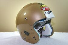 Schutt Youth AiR Xp Football Helmet Notre Dame Gold New not used Large 2017 205