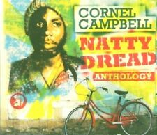 Natty Dread Anthology by Cornell Campbell (2CD, Apr-2005, Trojan) SEALED