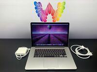 ✵ MacBook Pro 15 Retina ✵ 3.2GHz Turbo i7 ✵ 500GB SSD ✵ 16GB RAM ✵ 3 Yr Wrnty ✵