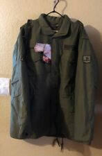 Limited Edition Resistance: Fall Of Man Army Jacket 2XL New!