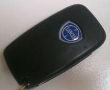 1 Autocollant Résine Autocollant 3D Lancia Pour Clé Télécommande Scudetto Bleu