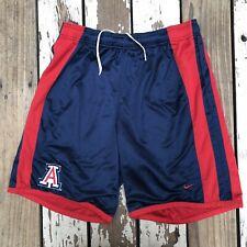 Arizona Wildcats • Team NIKE • Men's Athletic Basketball Shorts size LARGE