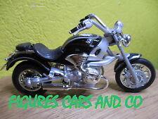 MOTO 1/ 18  BMW R1200 C NOIRE  SAICO MONDO MOTORRAD MOTORCYCLE