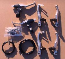 V-Brake Bremse Komplettset für bis zu 80 mm breite Schutzbleche