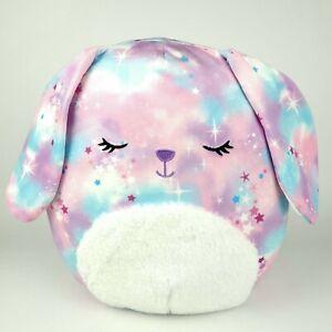 "Squishmallows 12"" RENATA Galaxy Easter Bunny Plush Canadian Exclusive Rare"