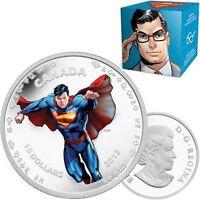 2013 Silver Modern Day Superman Coin