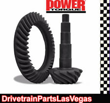 "Chevy GM Ring and Pinion Gear Set GM 8.5"" 8.6"" 10 Bolt 3.73 Ratio Power Torque"