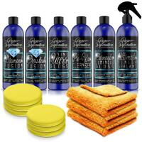 Car Polishing Kit Wax Polish Car Care Set Valet Detailing Paint Pure Definition