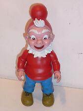 vintage SALAMANDER AG Figurine STATUE Gartenzwerg NAIN de JARDIN garden gnome