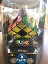 NEW Rubik's Revolution Professor Rubik Signature Edition 6 Electronic games 2007