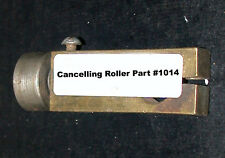 Wurlitzer Golden Age 24 Play Jukebox Cancelling Roller #1014