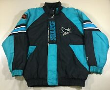 Vintage San Jose Sharks Hockey-NHL Stater Jacket SizeXL
