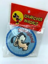 "Vintage Disneyland Goofy Patch Disney Productions 3"""
