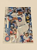 2020 Topps Baseball UK Edition Rookie - Robel Garcia RC - Chicago Cubs