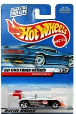 2000 Hot Wheels #31 CD Customs Shadow Mk IIa