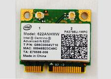 INTEL Advanced-N 6200 6200 300M 2.4G 5G Dual Band Wireless Card PCI-E 622ANHMW