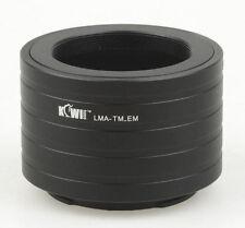 KiwiCamera Mount Adapter - T MOUNT to Sony NEX
