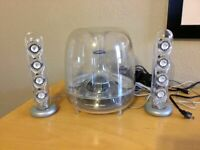 Harman Kardon Sound Sticks II  with iSubs VINTAGE