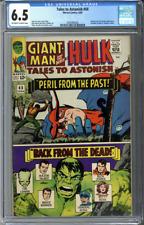 Tales to Astonish #68 CGC 6.5